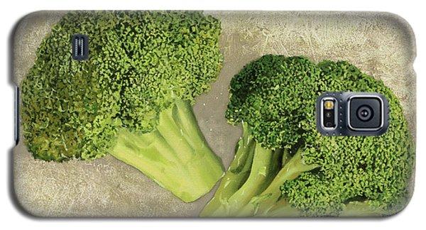 Due Broccoletti Galaxy S5 Case by Guido Borelli