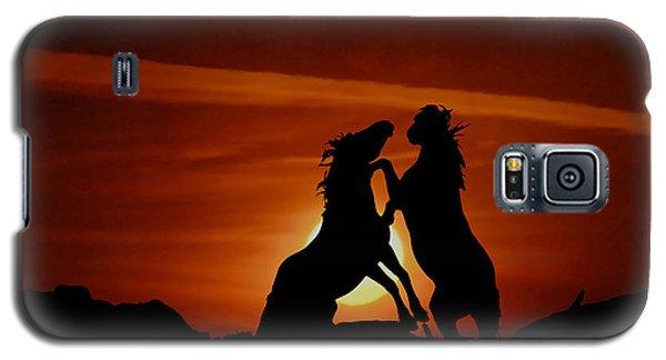 Duel At Sundown Galaxy S5 Case