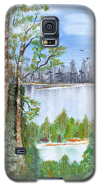 Dueling Lakes Galaxy S5 Case