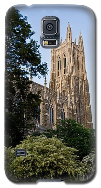 Duke Chapel Side View Galaxy S5 Case