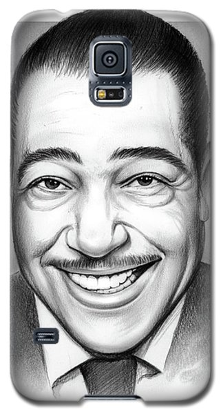 Duke Galaxy S5 Case - Duke Ellington 2 by Greg Joens