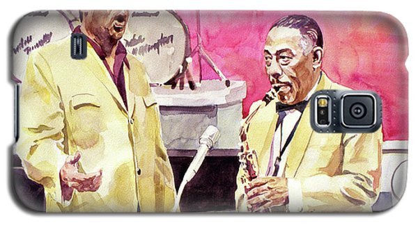 Duke Ellington And Johnny Hodges Galaxy S5 Case