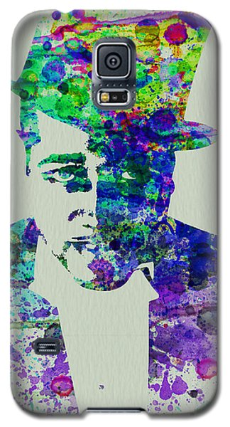 Duke Galaxy S5 Case - Duke Ellington by Naxart Studio