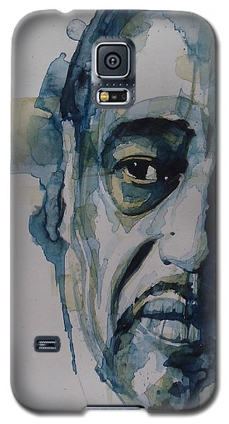 Duke Galaxy S5 Case - Duke Ellington  by Paul Lovering