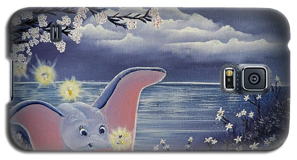 Dumbo Galaxy S5 Case by Dianna Lewis