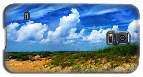 Dunes At Bald Head Island Galaxy S5 Case