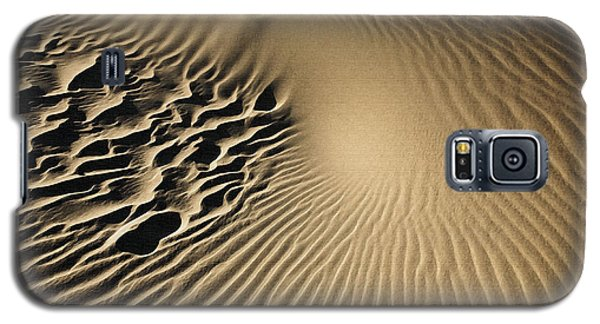 Dunes Footprints Galaxy S5 Case