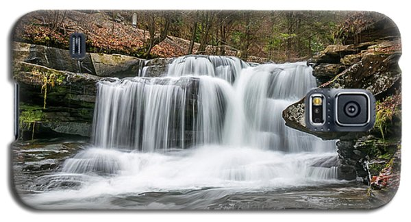 Dunloup Creek Falls Galaxy S5 Case