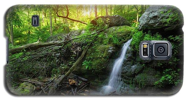 Dunnfield Creek Sunrise  Galaxy S5 Case