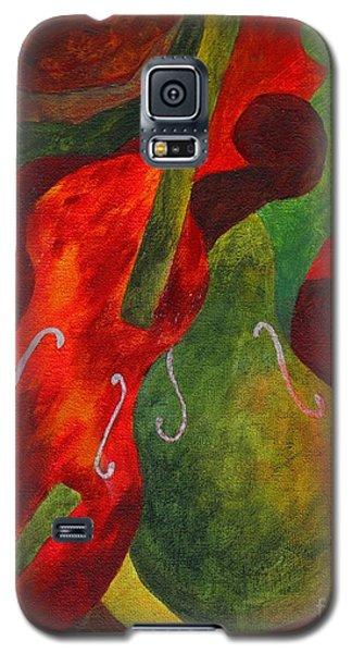 Duo Fiddles Galaxy S5 Case