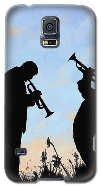 Trumpet Galaxy S5 Case - duo by Guido Borelli