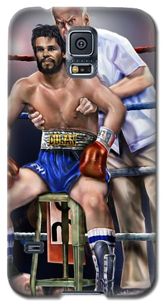 Duran Hands Of Stone 1a Galaxy S5 Case