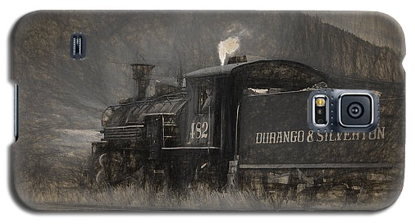 Durango And Silverton Train 2 Galaxy S5 Case