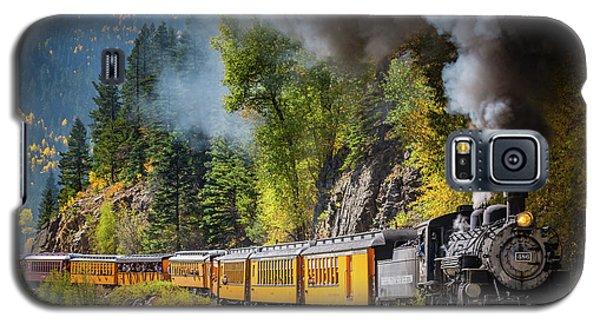 Durango-silverton Narrow Gauge Railroad Galaxy S5 Case