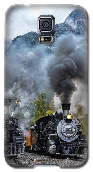 Durango Silverton Train Galaxy S5 Case
