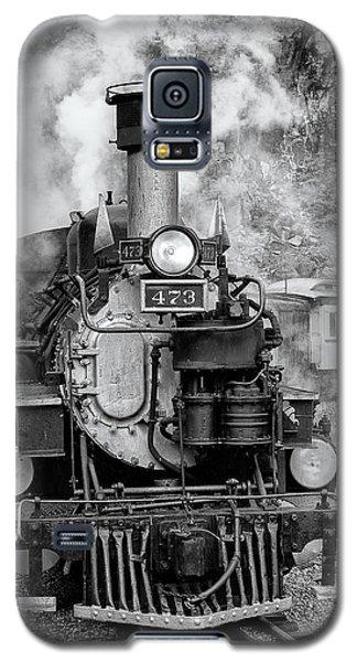 Durango Silverton Train Engine Galaxy S5 Case