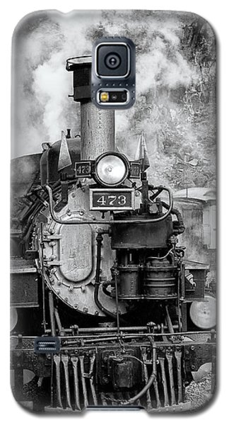 Durango Silverton Train Engine Galaxy S5 Case