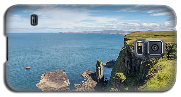 Galaxy S5 Case featuring the photograph Handa Island - Sutherland by Pat Speirs
