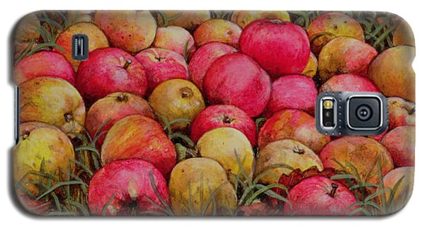 Durnitzhofer Apples Galaxy S5 Case by Ditz