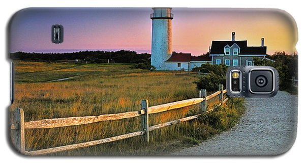 Dusk At Cape Cod Lighthouse Galaxy S5 Case