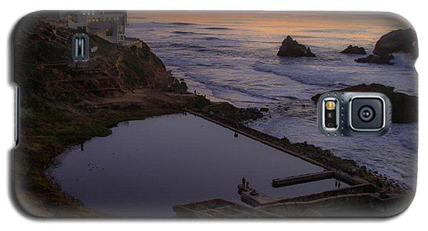 Dusk At Sutro Baths Galaxy S5 Case