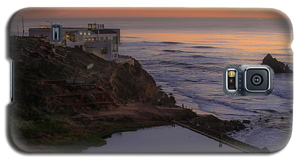 Dusk At Sutro Baths Galaxy S5 Case