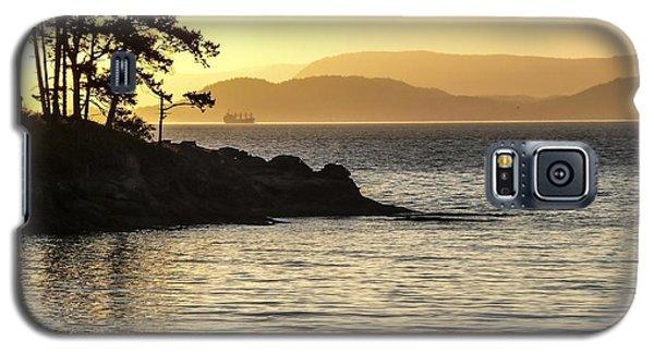 Dusk On Sucia Island Galaxy S5 Case