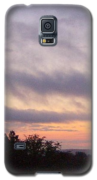 Galaxy S5 Case featuring the photograph Dusk by Skyler Tipton
