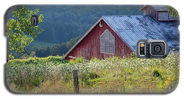 Galaxy S5 Case featuring the photograph Dusk View by Susan Cole Kelly