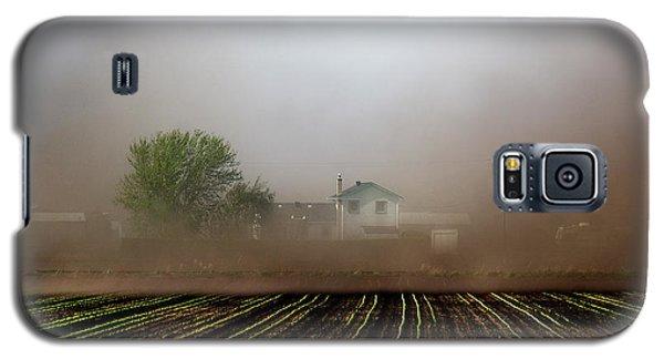 Dust Storm Galaxy S5 Case