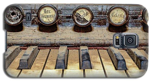 Dusty Old Keyboard Galaxy S5 Case