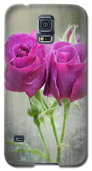 Dusty Roses Galaxy S5 Case