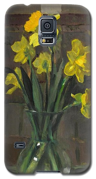 Dutch Master Narcissus In An Hourglass Vase Galaxy S5 Case