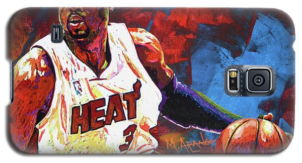 Dwyane Wade 2 Galaxy S5 Case