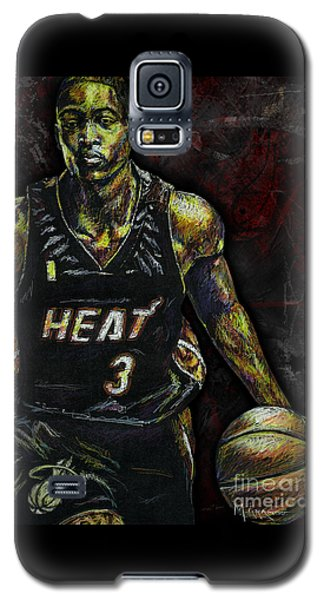 Dwyane Wade Galaxy S5 Case
