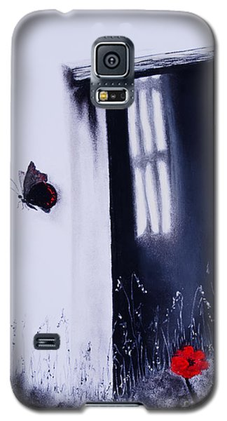 Dying Is Easy Galaxy S5 Case
