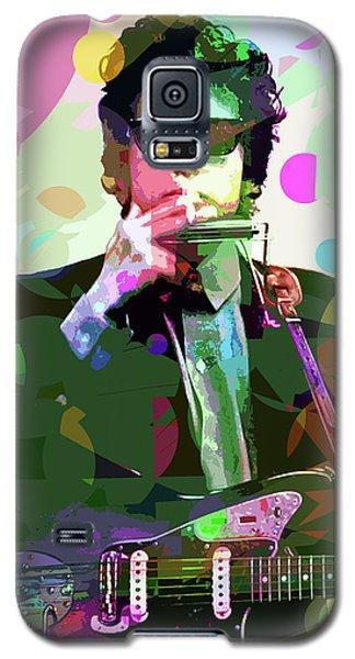Dylan In Studio Galaxy S5 Case by David Lloyd Glover