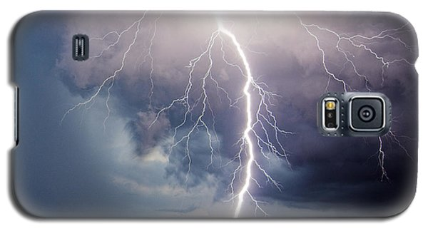 Dynamic Electricity Galaxy S5 Case by Dan Wells