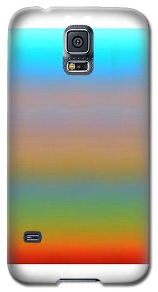 Galaxy S5 Case featuring the digital art Dynamics-1a by Darla Wood