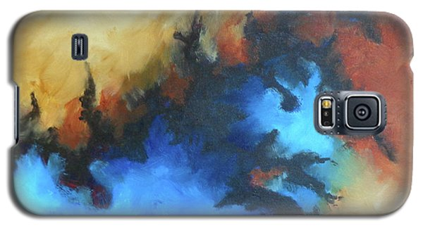 Dynasty Expressionist Painting Galaxy S5 Case