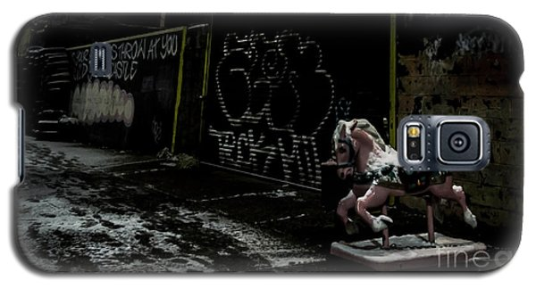 Dystopian Playground 1 Galaxy S5 Case by James Aiken