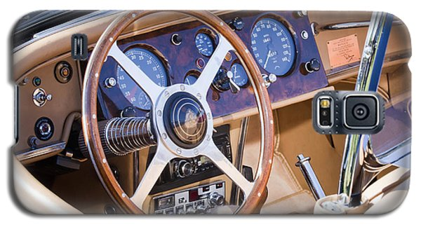 E-type Jaguar Dashboard Galaxy S5 Case