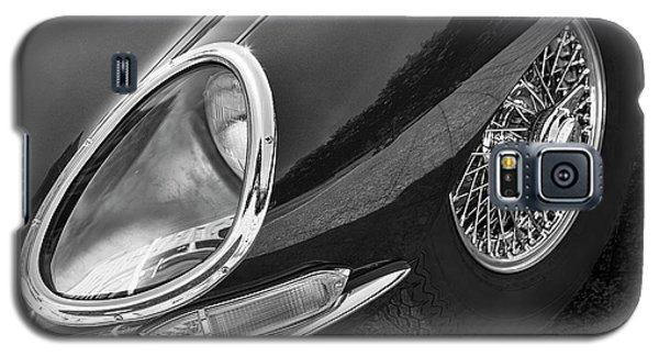 Galaxy S5 Case featuring the photograph E-type Monotone by Dennis Hedberg