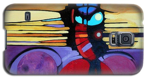 E Volve Galaxy S5 Case