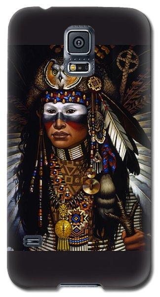 Eagle Claw Galaxy S5 Case by Jane Whiting Chrzanoska