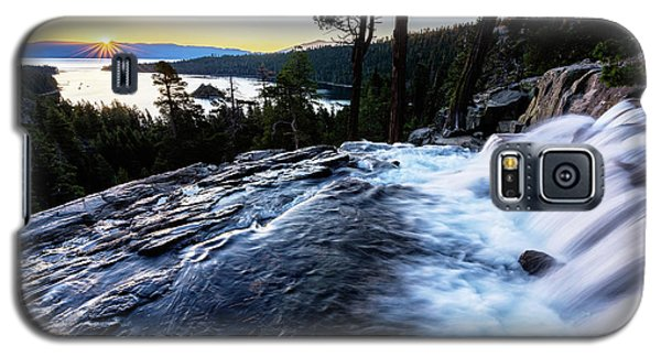 Eagle Falls At Emerald Bay Galaxy S5 Case