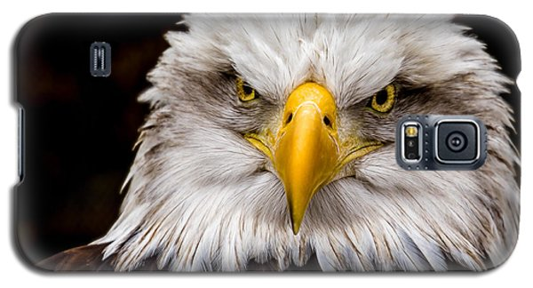 Defiant And Resolute - Bald Eagle Galaxy S5 Case