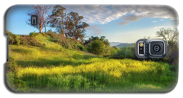 Eagle Grove At Lake Casitas In Ventura County, California Galaxy S5 Case by John A Rodriguez