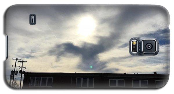 Eagle Cloud In The Carolina Sky Galaxy S5 Case
