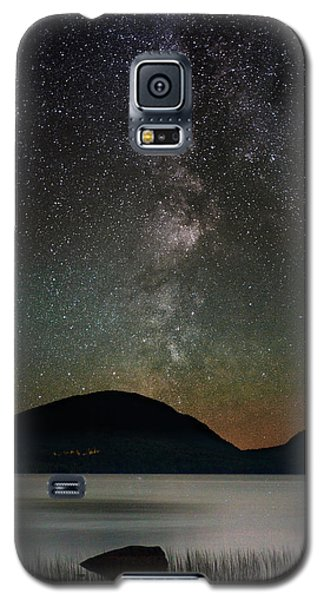 Eagle Lake And The Milky Way Galaxy S5 Case